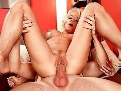 Josie Kennedy's First XXX Video!