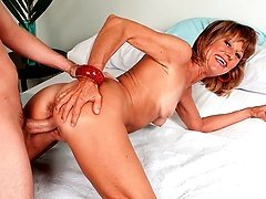 Daisy Lou's First Video Fuck