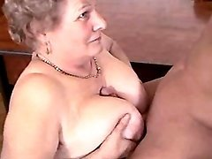 Old secretary spoils young employee