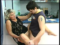 Margaret&Adam horny mom on video