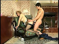 Penelope&Adam horny mom in action