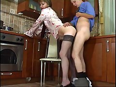 Leila&Benjamin furious mature action