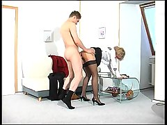 Esther&Gilbert awesome mature video