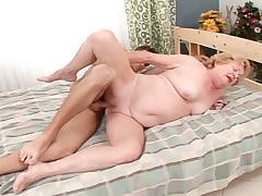 I Wanna Cum Inside Your Grandma #03