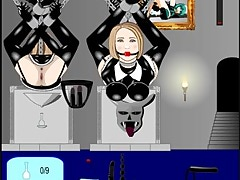 BDSM Castle Sex Game