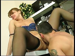 Bridget&Connor furious mature video