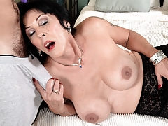 Real Divorcee Of Orange County Acquires Ass-fucked