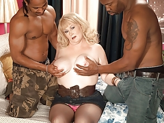 Threesome Mature XXX Category