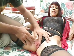 Mature redhead loves to get fucked