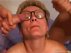 Milf double teamed by grandson s friends