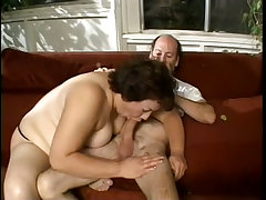 Big bertha s pussy licked then fucked