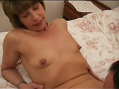 Sexy mature getting her pussy pounded