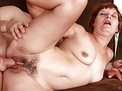 Hairy Moms Need Love