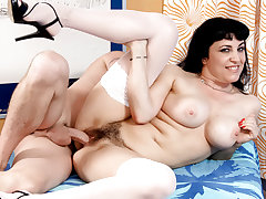 Your Mom's Hairy Pussy 11