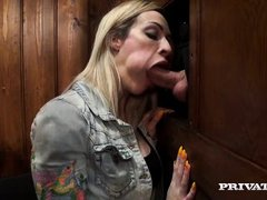 blonde chessie kay gets sticky in i confess